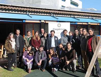 Coopérnico es una cooperativa de energía verde portuguesa que combina sostenibilidad, inversión ética y apoyo social