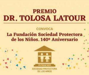 El Premio Dr. Tolosa Latour premiará el esfuerzo de personas o entidades en la protección de la infancia más vulnerable de la Comunidad de Madrid