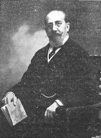 Retrato de Tolosa Latour, fotografía de Kaulak publicada en La Ilustración Española y Americana en 1917. Foto: WIkimedia Commons