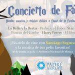 """La Fundación Padre Arrupe celebra un """"Concierto de fábula"""" para niños con la colaboración de Santiago Segura"""