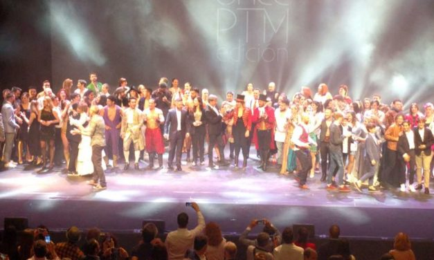 ESAEM, galardonada en los XI Premios del Teatro Musical