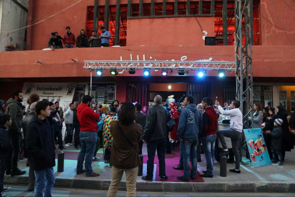 La Asociación de Tiro para las Artes ha recuperado varios cines abandonados, como el Cinema Rivoli en Tiro