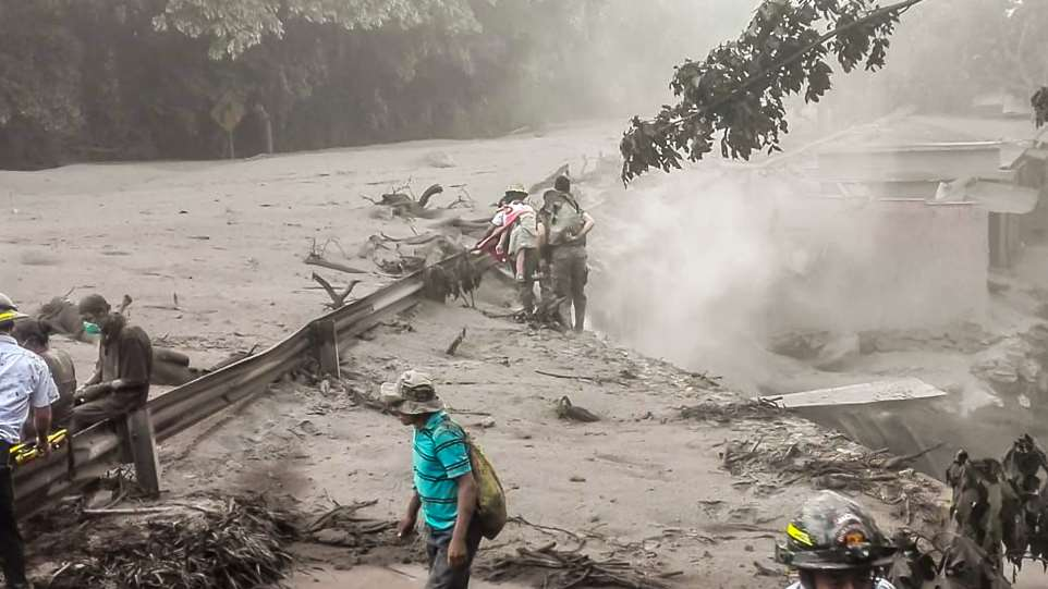 Emergencia en Guatemala, Acción contra el Hambre se prepara para evacuar a miles de personas ante el riesgo de inundaciones