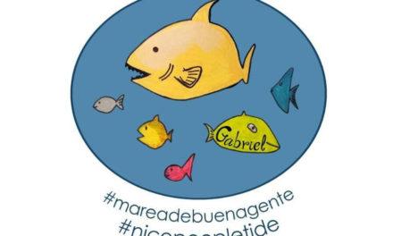 La madre del pequeño Gabriel llama a crear una #MareaDeBuenaGente