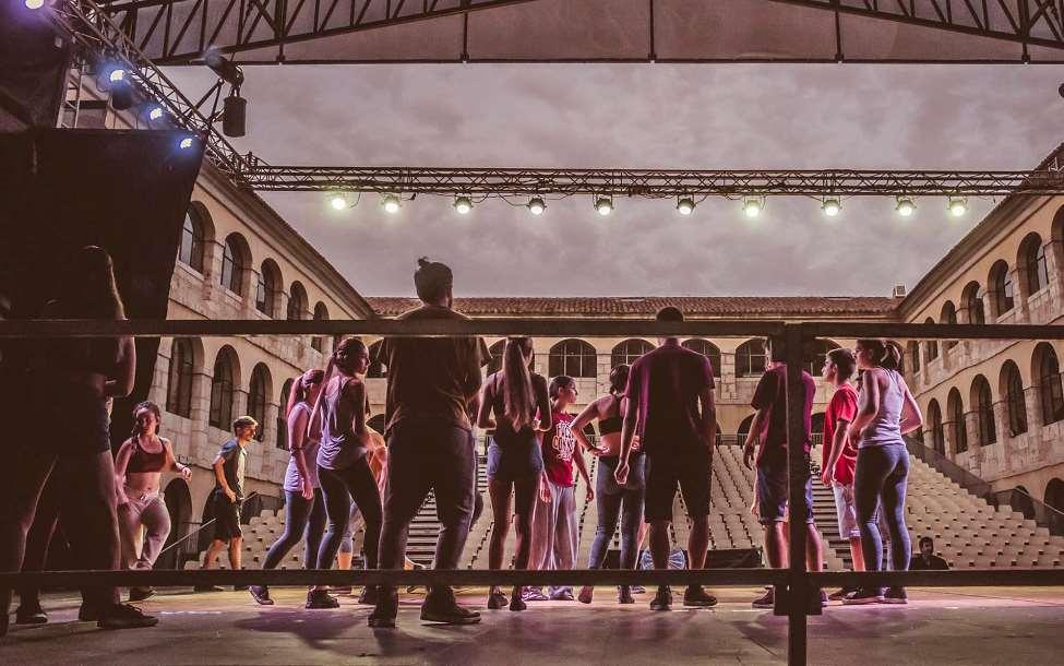 La compañía de baile Fresas con Nata Crew actuará en Valladolid