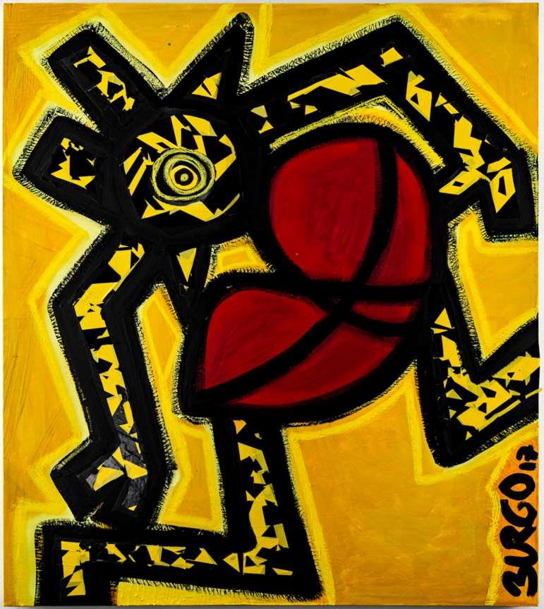 Toxic but Happy - Tóxico pero feliz (Transformación a través del Arte, de Juliana del Burgo)