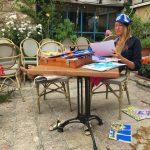 La Transformación a través del Arte – Esta historia de vida pertenece a Juliana del Burgo