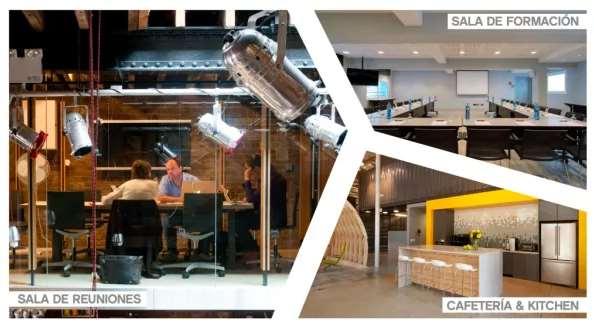 Impact Hub es un lugar de encuentro para todos aquellos que quieran hacer empresa pero desde otro enfoque