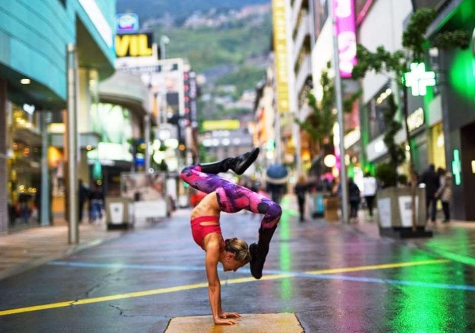 El IV Certamen Internacional de Fotografía sobre Yoga y Meditación ya tiene GANADORA