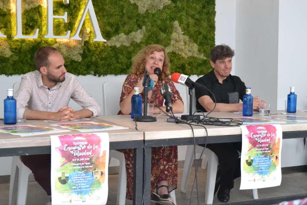 """Villanueva de Tapia se convertirá durante unos días en la """"capital de las buenas vibraciones"""""""
