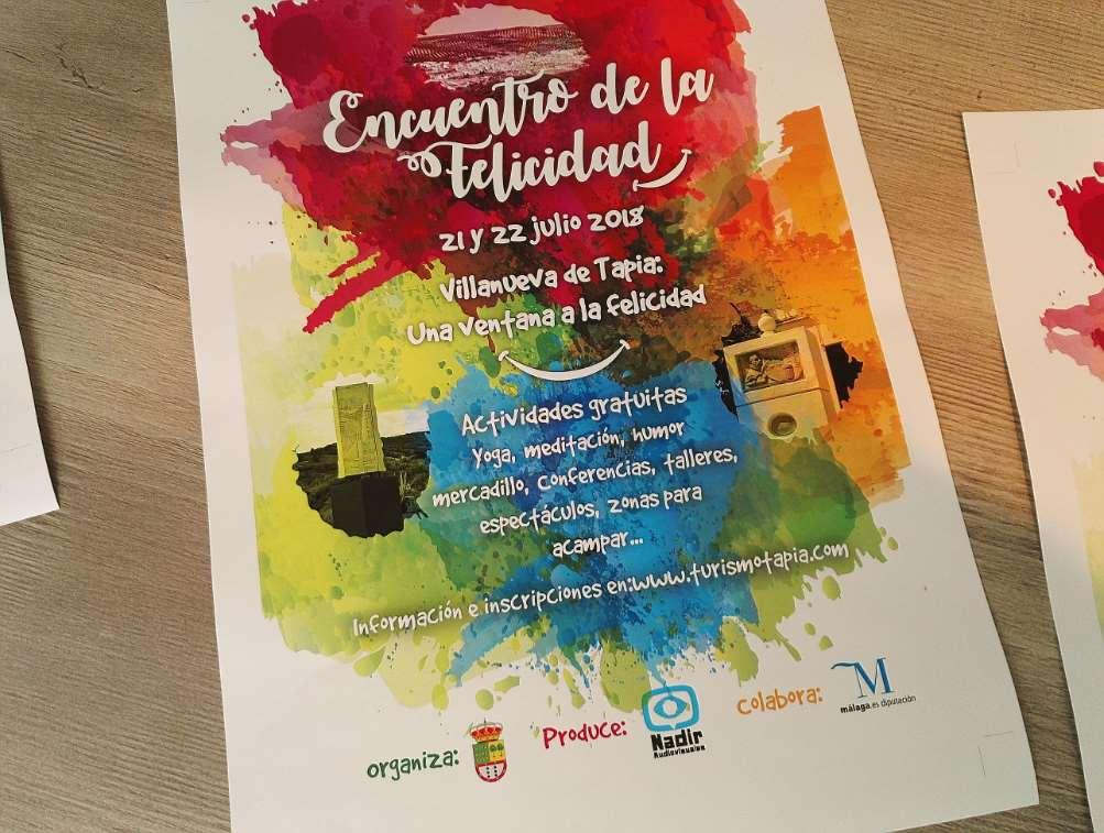 I Encuentro de la Felicidad en Villanueva de Tapia