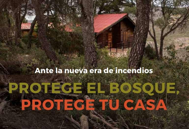 Protege el bosque, protege tu casa: miles de voluntarios se movilizan para prevenir incendios forestales
