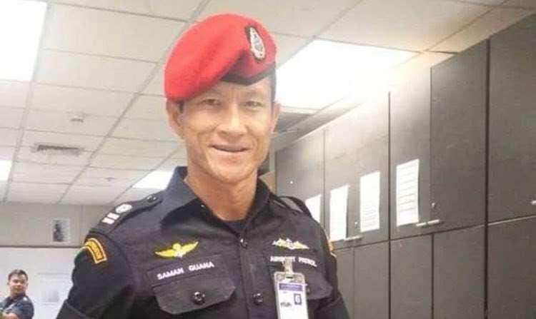 Sanam Kunan dio su vida por los doce niños atrapados en la cueva de Tailandia