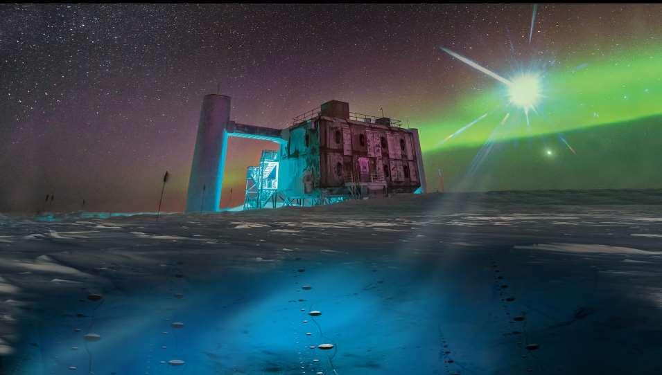 Santander también destaca que el hallazgo abre la puerta para usar los neutrinos en laobservación del universo