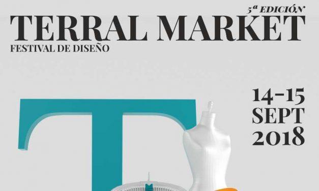 V Edición del Festival de Diseño Terral Market de Málaga