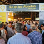 Más de 700 mayores celebraron un Día de los Abuelos en León con mucho sabor