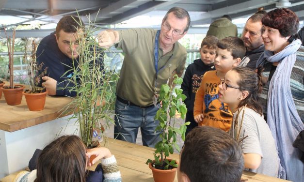 El BioDomo cumple su segundo aniversario con más de 415.000 visitas