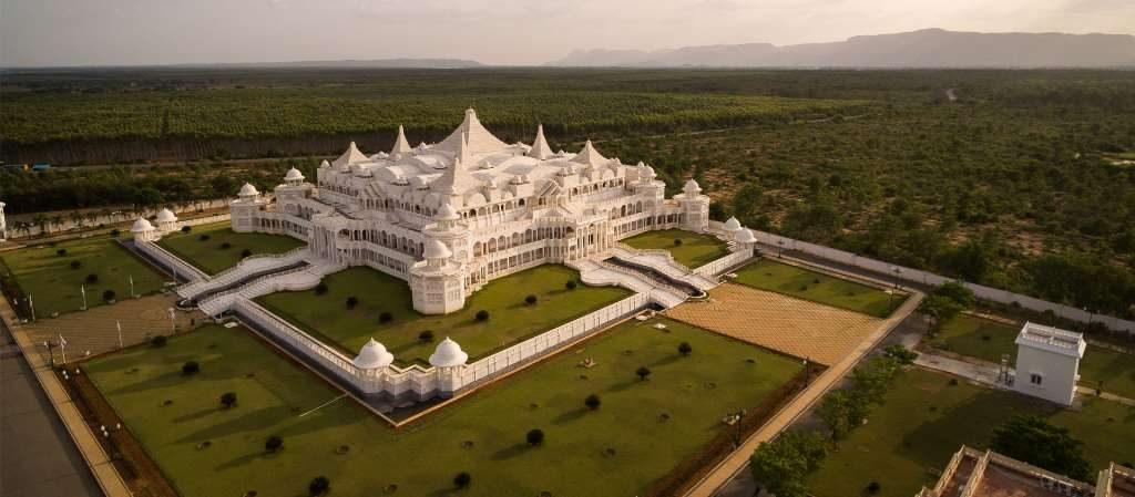 El Festival Mundial de la Paz tiene lugar en el Campus The Oneness Field, situado en Chennai, al sur de la India