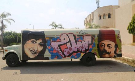 La Autocaravana del Arte inicia su viaje por el Líbano