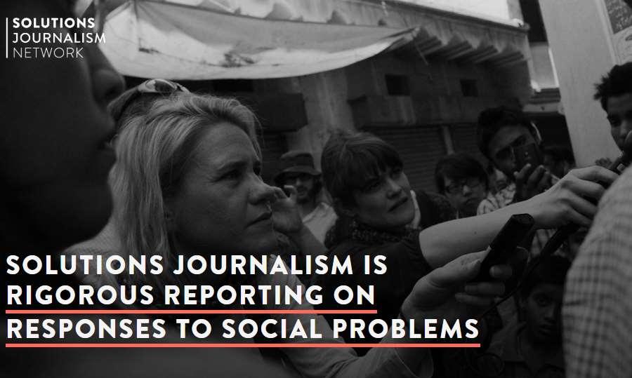 Estas historias provienen deuna amplia gama de medios de comunicación, comisariados y resumidos por Solutions Journalism Network