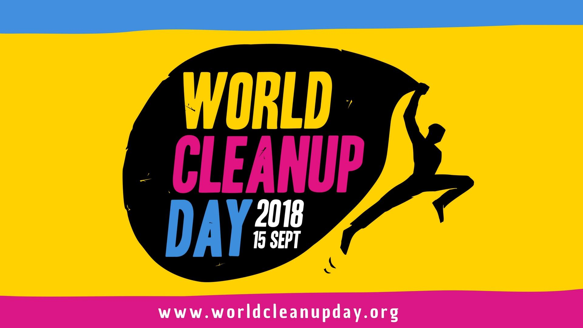 World Cleanup Day - 15 De Septiembre 2018 Imagen cedida