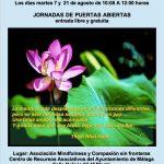 Jornadas de puertas abiertas de la Asociación Mindfulness Ljus sin fronteras