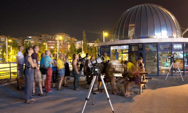 El Planetario del Parque de las Ciencias explica cómo observar las Perseidas