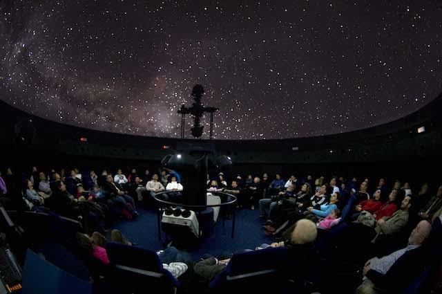 Planetario - Parque de las Ciencias Andalucía - Granada