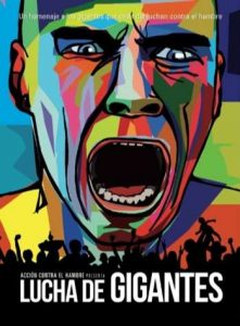 Lucha de Gigantes, una campaña de Acción contra el hambre