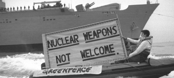 Día Internacional para la Eliminación Total de las Armas Nucleares