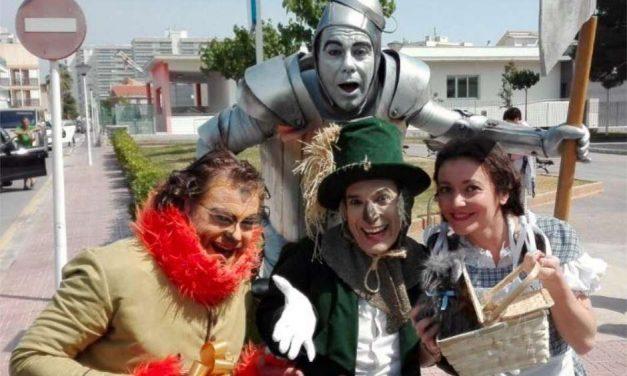 XXI Edición de FITEC: El Festival Internacional de Teatro en la Calle de Getafe