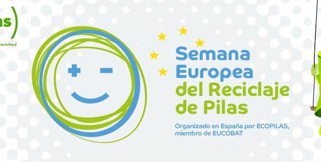 Día Europeo del Reciclaje de Pilas, una oportunidad para la concienciación ambiental