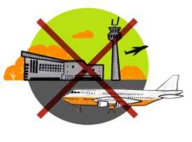 Medidas concretas de Stay Grounded a evitar: 8. Nuevos aeropuertos y expansión aeroportuaria
