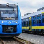 Alemania estrena su primer tren de hidrógeno