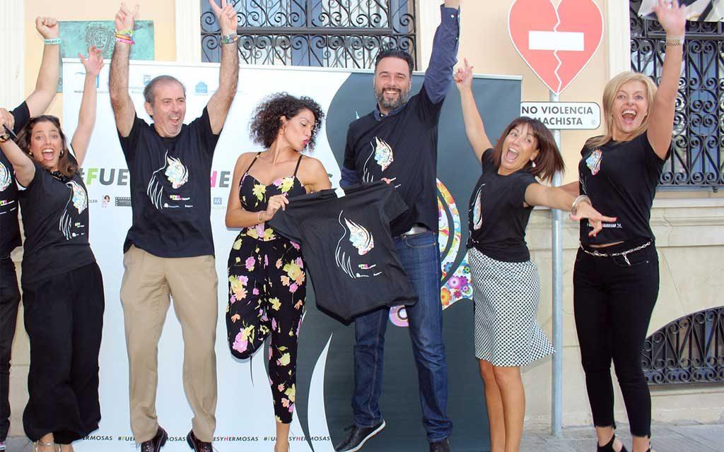 Encuentro solidario Fuertes y Hermosas 2018