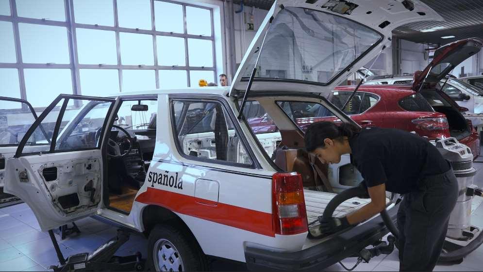 Este reconocimiento tiene como punto de partida la restauración de una de las unidades pioneras en realizar este tipo de operaciones en el año 1984 en Madrid