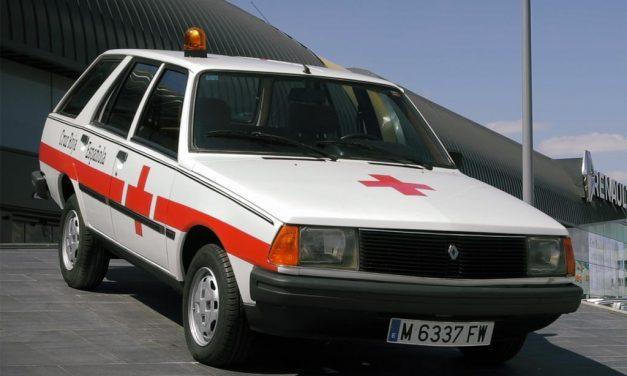 Restauran el primer coche médico de Cruz Roja con el proyecto Kilómetros de Vidas