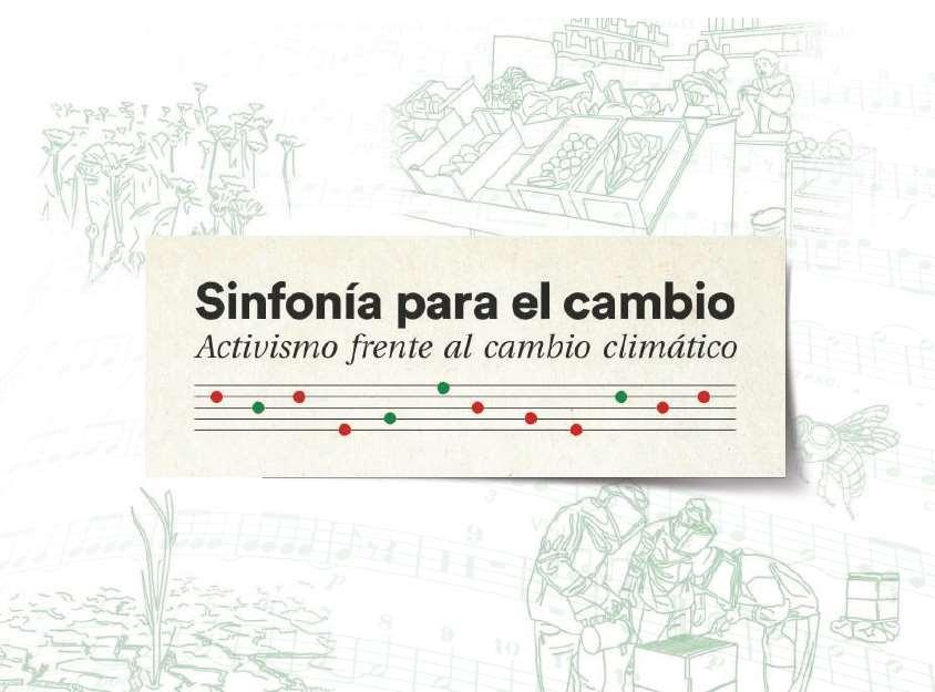 Publicación recomendada: Sinfonía para el Cambio, activismo frente al cambio climático