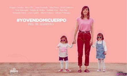 #YoVendoMiCuerpo: concienciando sobre la enfermedad Piel de Mariposa