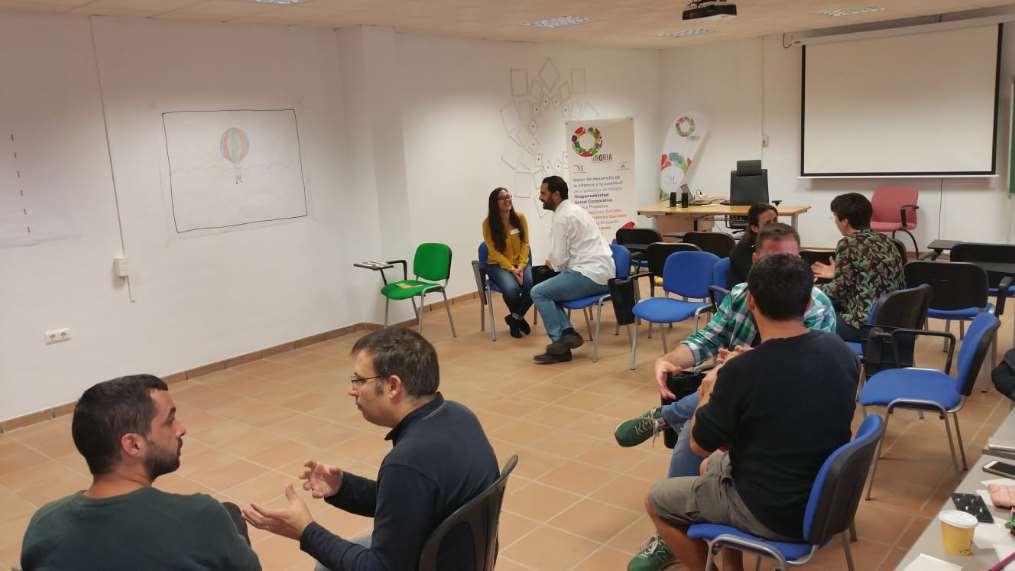 El Espacio Colaborativo de La Noria vuelve a rodar con el apoyo de Ecoherencia