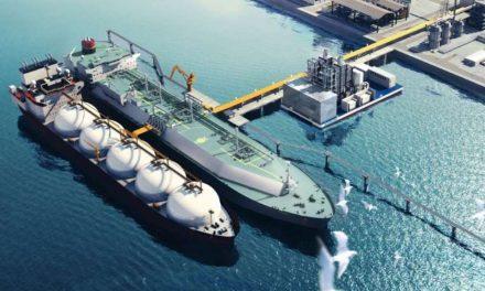 Presentan SeaFloat, la primera central de ciclo combinado flotante