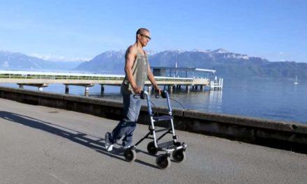 3 parapléjicos vuelven a andar gracias a implantes inalámbricos en la médula