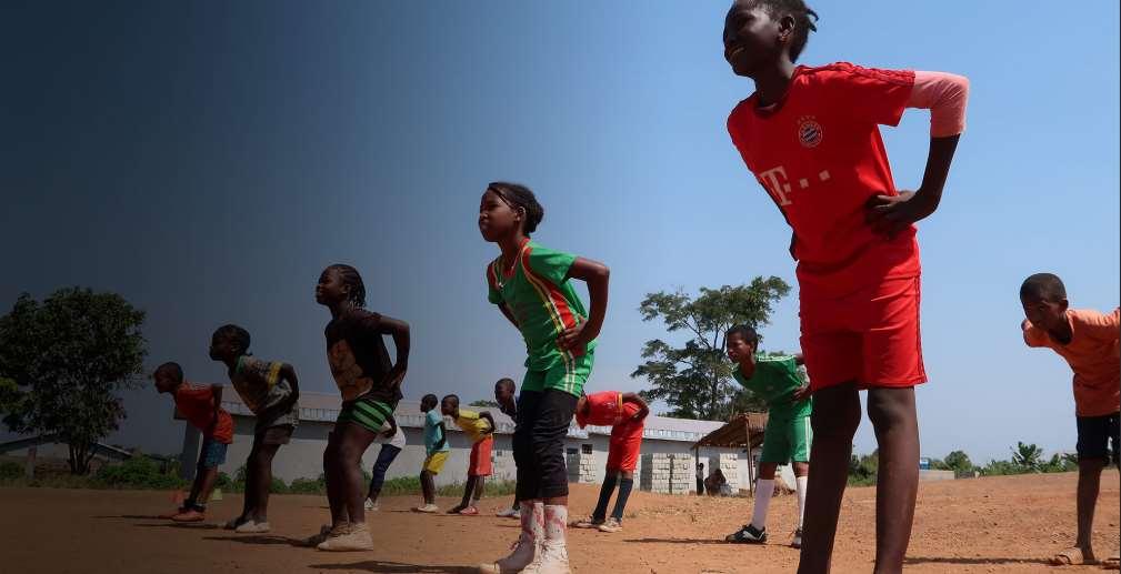 Arranca el proyecto solidario Fútbol Everywhere