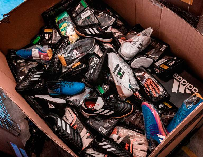 """Arranca el proyecto solidario """"Fútbol Everywhere"""", quetiene como objetivo conseguir material deportivo para los programas de la ONG Red Deporte"""