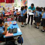 Proyecto educativo para mejorar la calidad de la educación pública de El Salvador