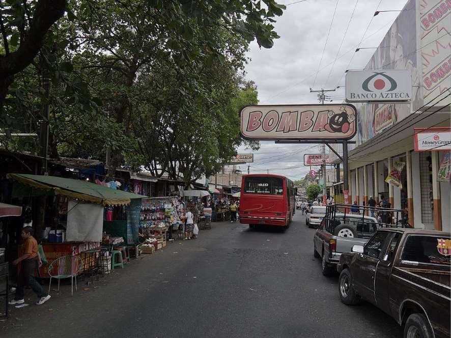La Fundación Padre Arrupe estima que en Soyapango 7 de cada 10 hogares acoge a un marero. Foto: Wikimedia Commons