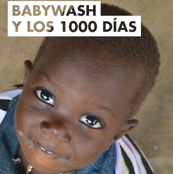 """Una de las medidas para abordar la crisis mundial de saneamiento es la que ha emprendido la ONG Acción contra el hambre al poner en marcha su plan """"Babywash y los 1.000 días"""""""