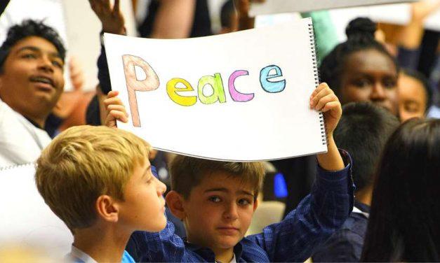 Día Universal del Niño: por el bienestar toda la infancia