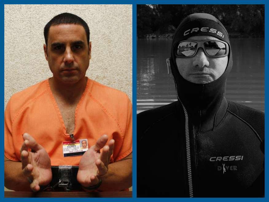 Carlos Peña nadará por un juicio justo para Pablo Ibar