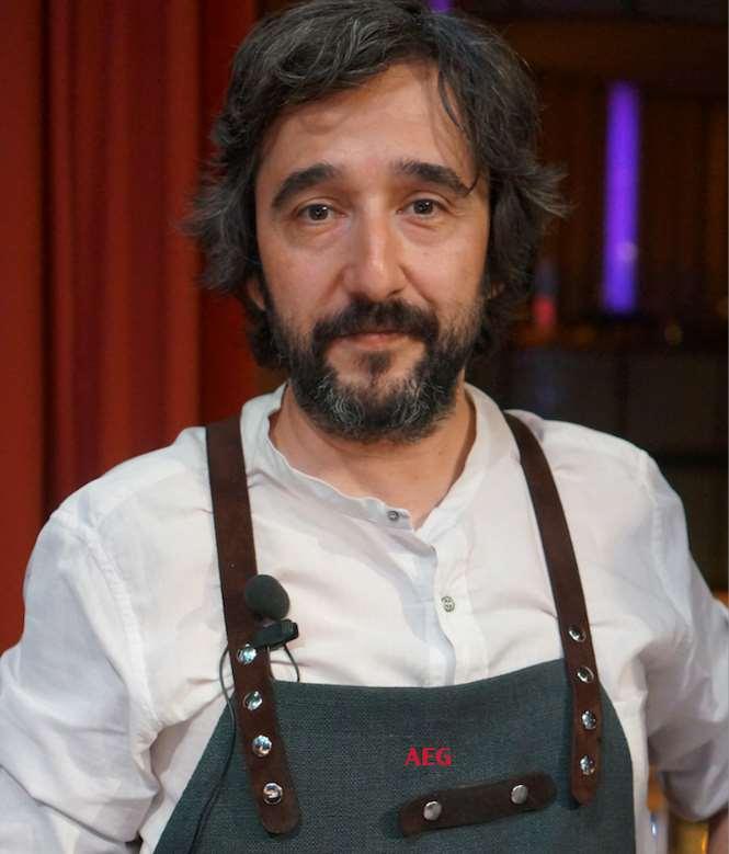 Diego Guerrero, el creador de DSTAgE, ofrecerá una clase magistral para niños